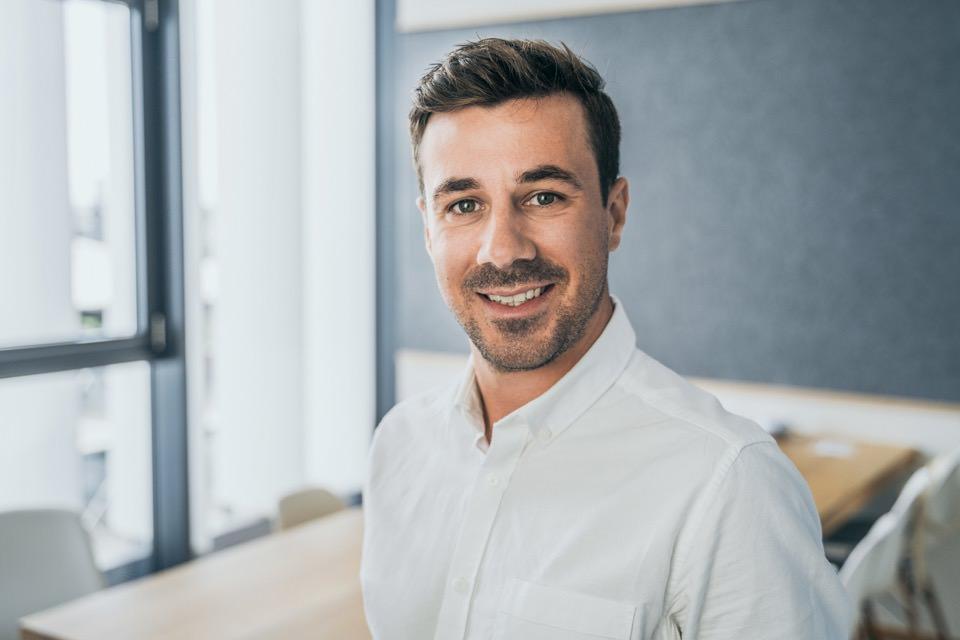 Ansprechpartner Florian Grau